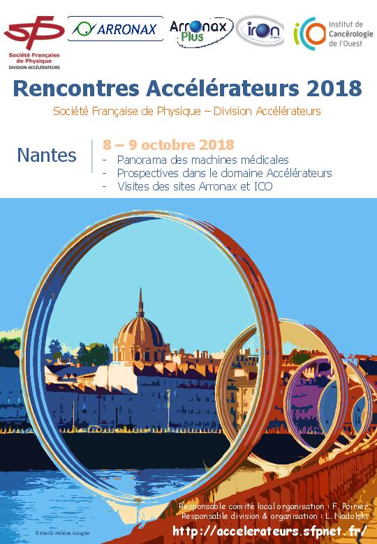 Rencontres accélérateurs 2018